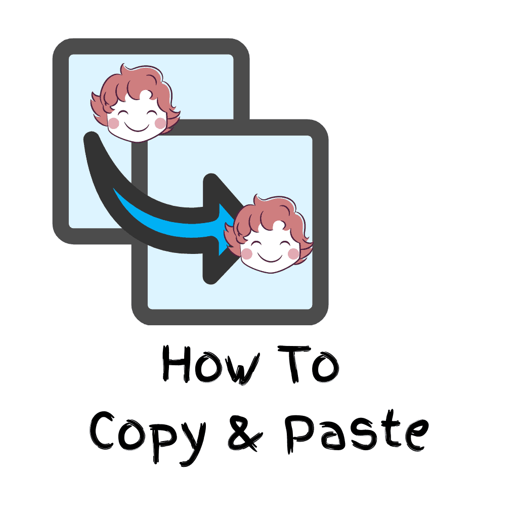 File being copied